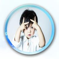 天蓝色-4.4个性徽章