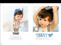 阳光Teray-8x12对裱特种纸20p套装