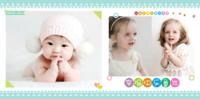 幸福快乐童年 童年成长的记忆1011-8x8PU照片书NewLife(绒照片纸)