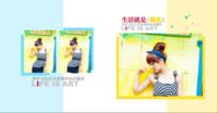 生活就是艺术(视觉色彩)--潮流 写真 青春-方8硬壳照片书40p