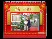 【狗年吉祥】全家福、聚会纪念、旅游纪念-10寸照片台历