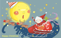 圣诞快乐-创意贺卡