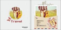 人生就是一场旅行(个人写真,团体毕业旅行,图片可更换)-8x8轻装文艺照片书体验款