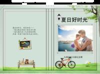 ——夏日旅行记——-硬壳精装照片书20p