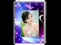 炫彩蝴蝶-A4时尚杂志册(26p)