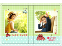 可爱宝贝5-love baby(可爱萌萌哒)-硬壳精装照片书20p