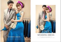 婚纱模版---爱的嫁衣-青葱岁月照片书