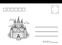 旅行03-全景明信片(横款)套装