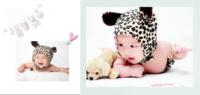 BABY-天赐的礼物(宝贝纪念礼)-鲸之歌方8寸照片书