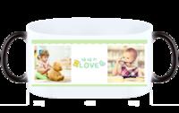 妈妈的love 爱的礼物 亲子宝贝成长纪念816406-普通变色杯
