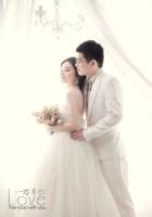 一路有你—婚纱、爱情、闺蜜、友谊(装饰可移动、图片可换)-B2单面竖款印刷海报