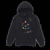 宇宙行星(天文、幻想)-套头卫衣