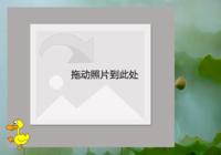 梦幻荷花-彩边拍立得横款(6张P)