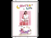 女孩生活-白领礼物-闺蜜礼物-A4时尚杂志册(24p)