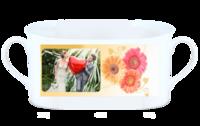 爱情-骨瓷白杯