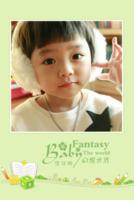 宝贝的幻想世界(适合各年龄段 男女通用)-8x12双面水晶印刷照片书20p