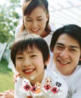 狗年吉祥-温馨全家福(图片可换)-12X10寸木版画竖款
