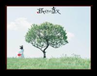 旅行的意义(图片可换、装饰可移动)-8寸横式木版画