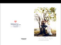 Love story-硬壳精装照片书22p