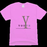 时尚团体服学生服舒适彩色T恤