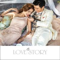 love爱的故事--婚纱影楼 经典-8x8双面水晶银盐照片书32p