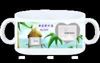 清新海景房-白杯