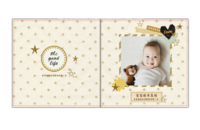 星星的耳语-超百搭-宝宝成长足迹(封面照片文字可更改)-贝蒂斯8X8照片书