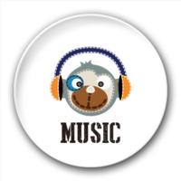 MUSIC-5.8个性徽章