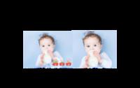 萌宝宝(宝宝、宝贝、亲子、可爱、卡通、通用)-陶瓷马克变色杯