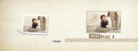 甜心宝贝-8x12横款硬壳对裱照片书24p