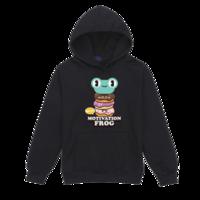 卡通蛙-套头卫衣