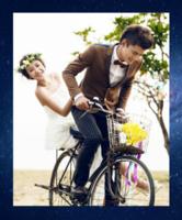 梦幻星空LOMO卡-定制照片卡