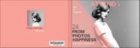 ATTEND陪伴(爱情见证录) 高档原创欧美经典精品自由DIY-6x8轻装文艺照片书80p