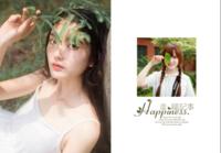 幸福记事(写真、婚纱、旅行、亲子、爱情)高大上首图可换-青葱岁月照片书