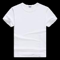 自由DIY-男款莫代尔T恤
