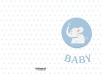 可爱BABY#-锁线胶装照片书82p