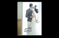 她和他的故事-8x12印刷单面水晶照片书20p