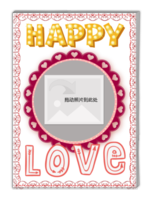 LOVE(翻开里面更精美)-A4杂志册(32P)