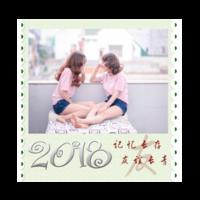 记忆长存,友谊长青(友情、爱情、亲情……)-20x20cm拉菲版画