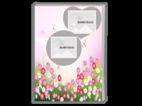 美丽花朵-A4时尚杂志册(26p)