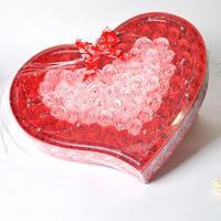 创意礼物心形皂花大礼盒