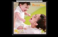 亲亲宝贝(照片可换,文字可改)-8x8水晶照片书