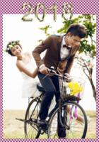幸福爱-B2单面竖款印刷海报