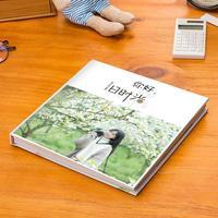 自由DIY-方10寸硬壳精装照片书80p