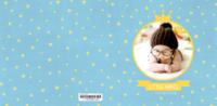 我家的小天使-小小的你是最闪亮的星-8x8轻装文艺照片书80p
