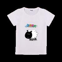 漂亮宝贝-时尚童装修身T恤