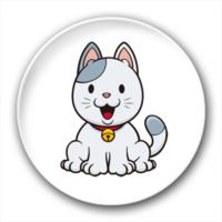 可爱猫咪-3.2个性徽章