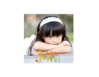 生日快乐(图片可换、装饰可移动)-绒面单面抱枕