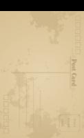怀旧明信片系列20-全景明信片(竖款)套装
