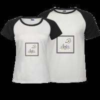 【时光轴】游走的岁月の轻文艺治愈小园丁植物-时尚插肩情侣装T恤